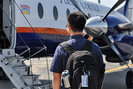 Home - Pacific Coastal Airlines - Official Website
